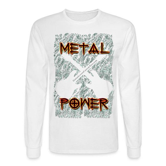 MetalPower by GuitarLoversCustomTees gif