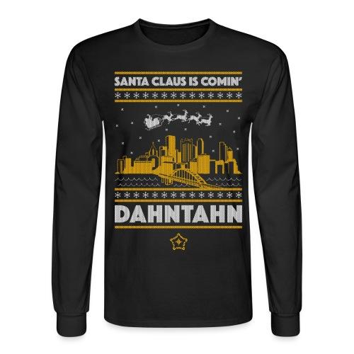 2018_dahntahn - Men's Long Sleeve T-Shirt