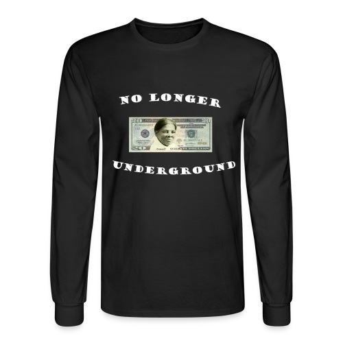 No longer Underground - Men's Long Sleeve T-Shirt