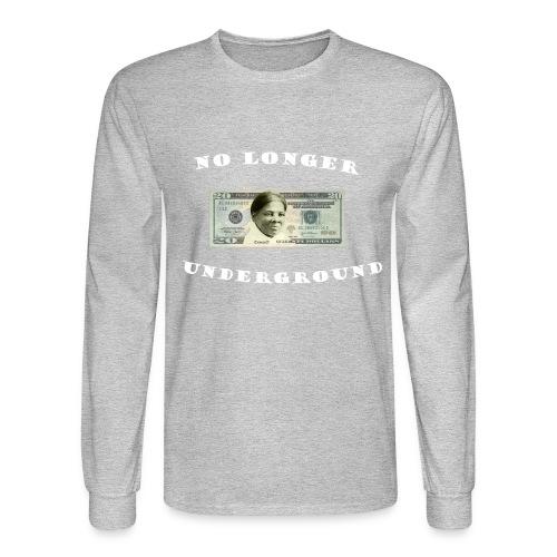 No longer Underground - Men's Long Sleeve T-Shirt