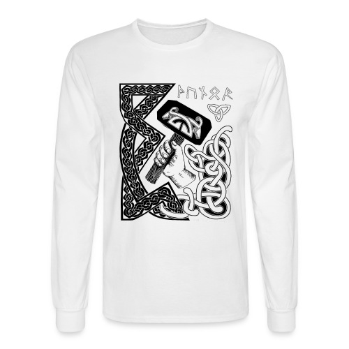 Thunor - Men's Long Sleeve T-Shirt