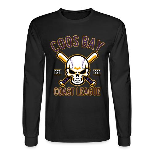 cbcl fullclr for darks - Men's Long Sleeve T-Shirt