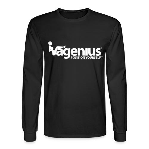 vagenius_r_logo - Men's Long Sleeve T-Shirt