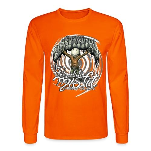 proud to misfit - Men's Long Sleeve T-Shirt