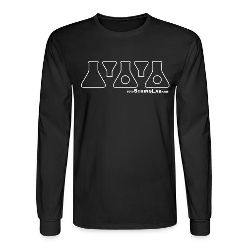 logo line - Men's Long Sleeve T-Shirt