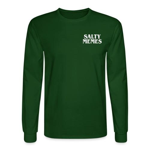 Classic Salt - Men's Long Sleeve T-Shirt