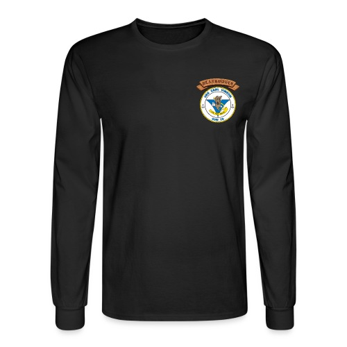 VINSON POC - Men's Long Sleeve T-Shirt