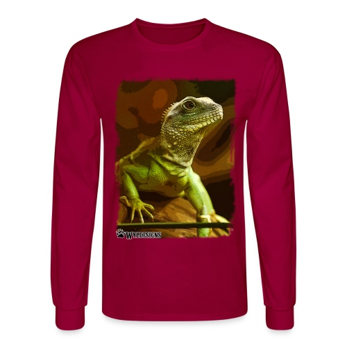 Water Dragon - Men's Long Sleeve T-Shirt