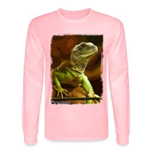Water Dragon - Men's Long Sleeve T-Shirt