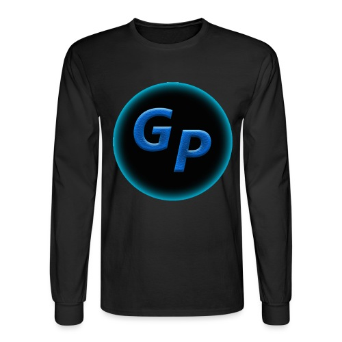 Large Logo Without Panther - Men's Long Sleeve T-Shirt