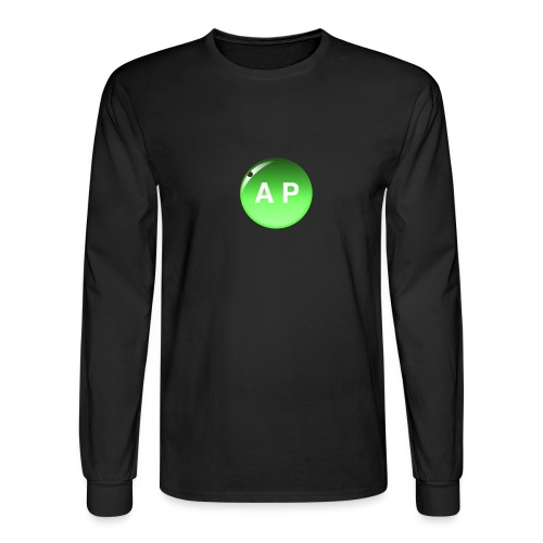 Classic Abnormal Playz Logo - Men's Long Sleeve T-Shirt