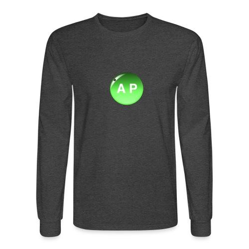 Classic Abnormal Playz Logo - Men's Long Sleeve T-Shirt