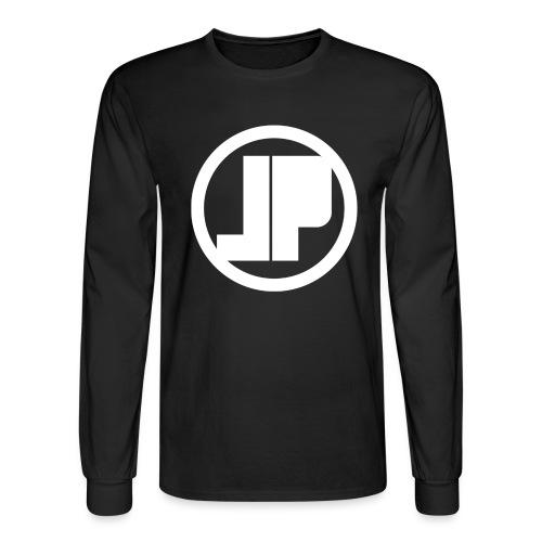 lp2018 white png - Men's Long Sleeve T-Shirt