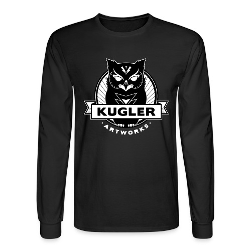 Kugler artworks - Men's Long Sleeve T-Shirt