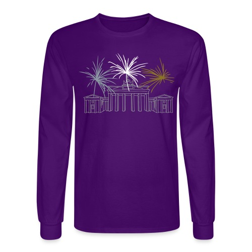 Brandenburg Gate Berlin - Men's Long Sleeve T-Shirt