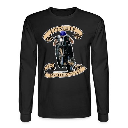 wheelie1 - Men's Long Sleeve T-Shirt