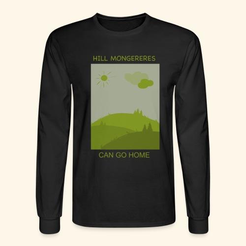 Hill mongereres - Men's Long Sleeve T-Shirt