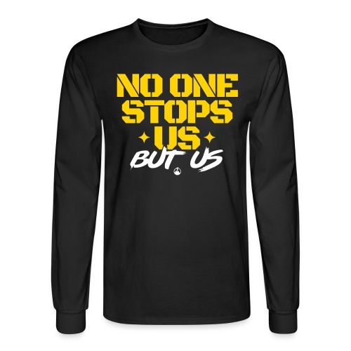 noone - Men's Long Sleeve T-Shirt