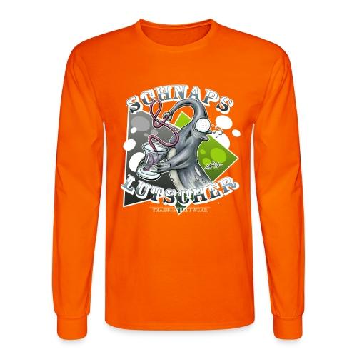 Schnapslutscher I - Men's Long Sleeve T-Shirt