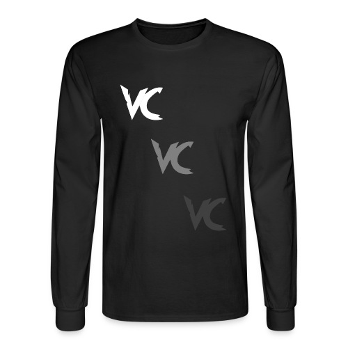 V3L0C1TY Logo Mugs & Drinkware - Men's Long Sleeve T-Shirt