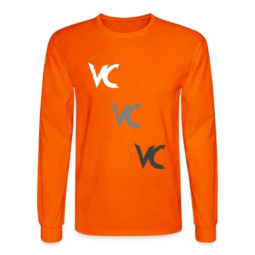 V3L0C1TY Logo Mugs & Drinkware - Men's Long Sleeve T-Shirt