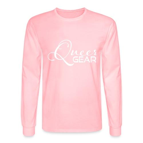 Queer Gear T-Shirt 03 - Men's Long Sleeve T-Shirt