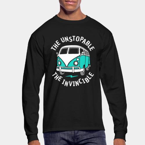 invincible van - Men's Long Sleeve T-Shirt