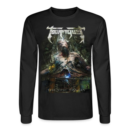 The Epic Tracks v2 - Men's Long Sleeve T-Shirt