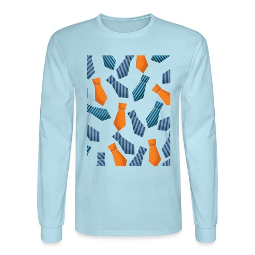 HAPPY FATHERS DAY - Men's Long Sleeve T-Shirt