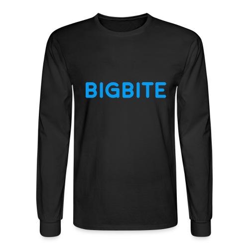 Toddler BIGBITE Logo Tee - Men's Long Sleeve T-Shirt