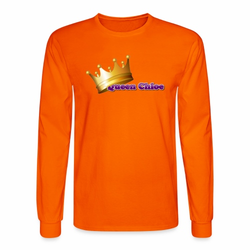 Queen Chloe - Men's Long Sleeve T-Shirt