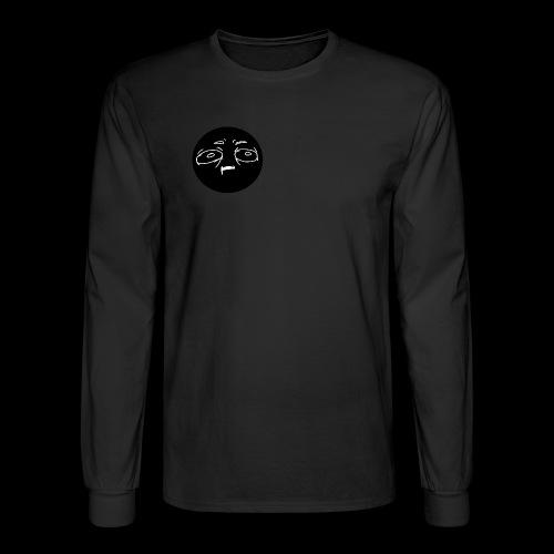 Transcendence: Invert - Men's Long Sleeve T-Shirt