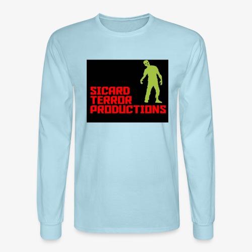 Sicard Terror Productions Merchandise - Men's Long Sleeve T-Shirt