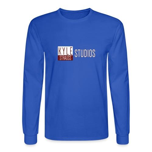 Logo - Men's Long Sleeve T-Shirt