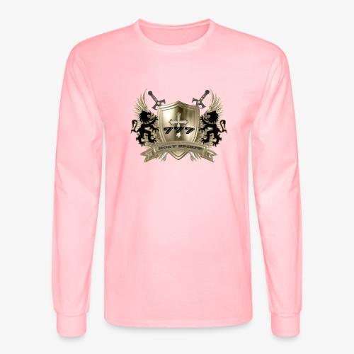 HOLY SPIRIT GOLD SHIELD - Men's Long Sleeve T-Shirt