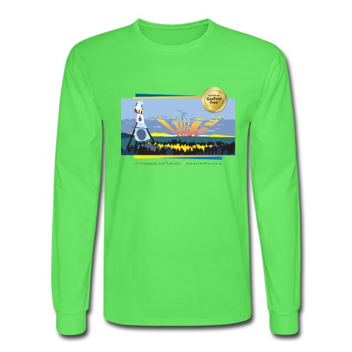 Bentley Blockade - Men's Long Sleeve T-Shirt