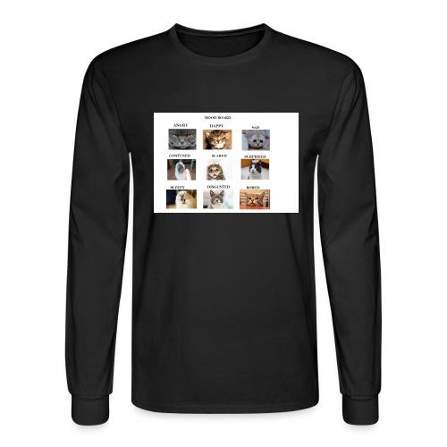 MOOD BOARD - Men's Long Sleeve T-Shirt
