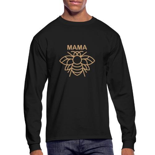 mamabee - Men's Long Sleeve T-Shirt
