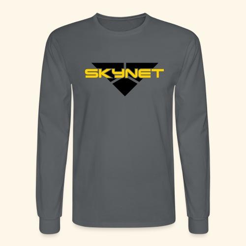 Skynet - Men's Long Sleeve T-Shirt