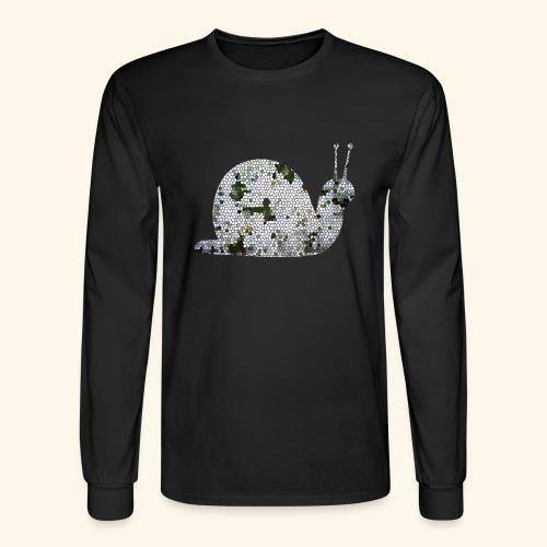 snail - Men's Long Sleeve T-Shirt