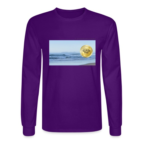 Beach Collection 1 - Men's Long Sleeve T-Shirt