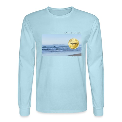 Beach Collection 1 - Men's Long Sleeve T-Shirt