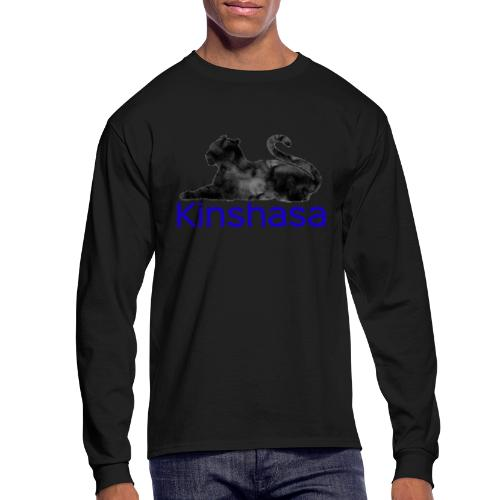Collection Leopard of Kinshasa - Men's Long Sleeve T-Shirt