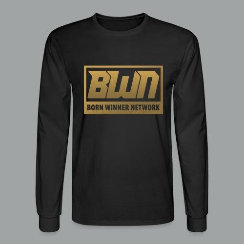 BWN (Gold) - Men's Long Sleeve T-Shirt