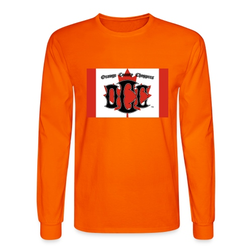 OCC Canada - Men's Long Sleeve T-Shirt