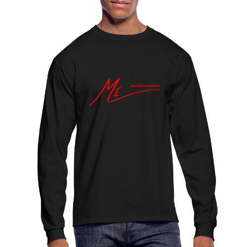 Failure Will Never Override Me! - Men's Long Sleeve T-Shirt