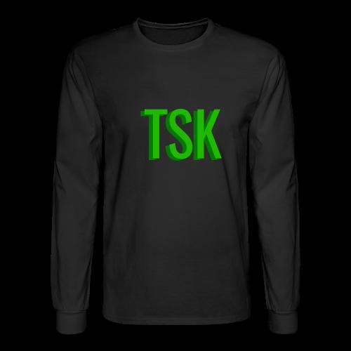 Meget simpel TSK trøje - Men's Long Sleeve T-Shirt