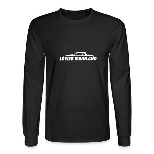 Notch2 - Men's Long Sleeve T-Shirt
