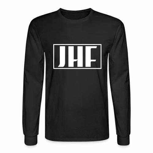 JHF logo 2 - Men's Long Sleeve T-Shirt