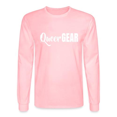 Queer Gear T-Shirt - Men's Long Sleeve T-Shirt